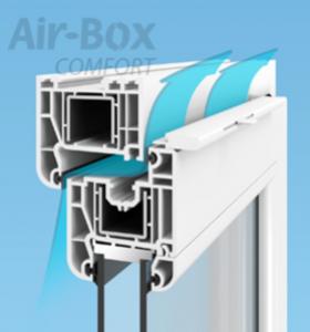 Приточный клапан Air-Box